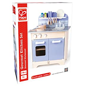Amazon Com Usa Toyz Hape Kitchen Playset Exclusive