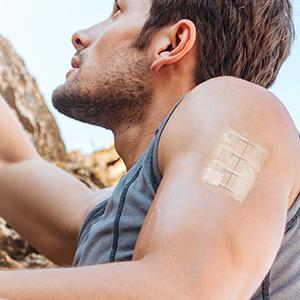 rock climbing risk taking suture kit