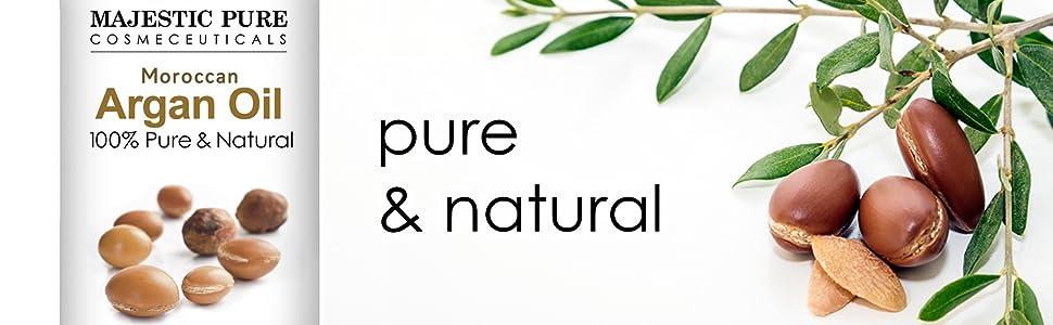 Majestic pure argan oil essential carrier natural therapeutic grade authentic organic premium