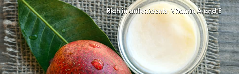 Majestic Pure Mango Butter Moisturizer Natural Pure Authentic Skincare