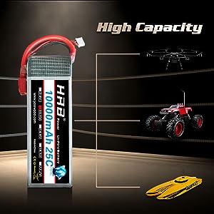 3s lipo battery 10000mah