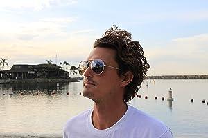b556691719 Amazon.com  Eagle Eyes Mirrored Polarized Sunglasses - Celebrity ...