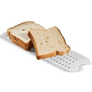 Amazon Com Komax Biokips Sandwich Bread Box With Tray