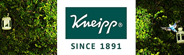 Kneipp Logo - Bath Oils, Bath Salts and Bubble Baths from the Founder of Hydrotherapy