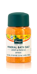 Arnica Bath SAlt for Joint and Muscle Pain Relief