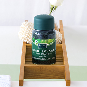 Pine and Fir Bath Salts with Essential Pine Oil and Fir Oil