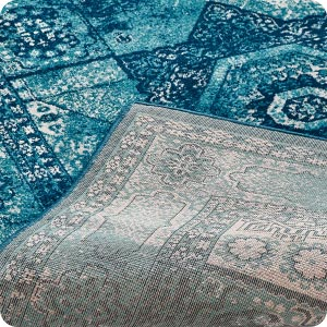 Well Woven Laurent modern traditional vintage bohemian boho oriental distressed area rug carpet