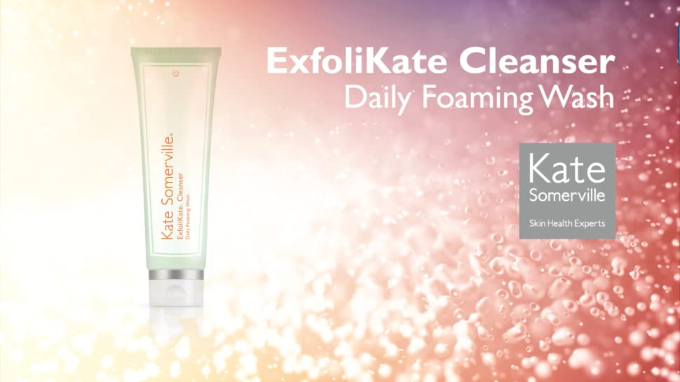 Exfolikate Cleanser Daily Foaming Wash by kate somerville #9