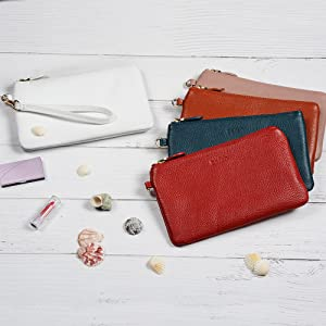 LEATHER PURESE WALLET