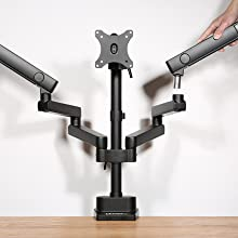 FRIENDLY ASSEMBLY DESIGN - No more crawling under the desk on your hands and knees! the NEW TOP MT