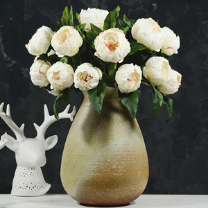 Artificial Peony Bouquets