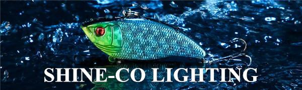 Shine-Co Fishing Lure Set