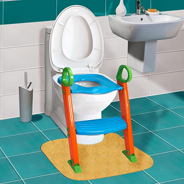 Amazon Com Gpct Portable 3 In 1 Kids Toddlers Toilet