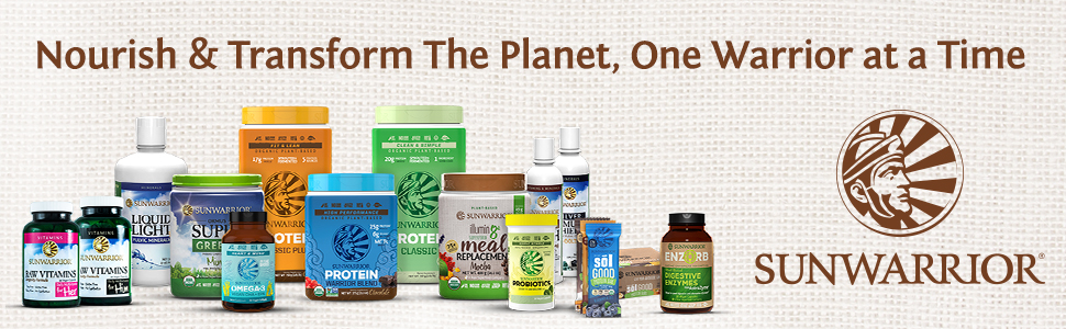 Sunwarrior all products
