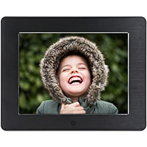 Micca 8-Inch Digital Photo Frame