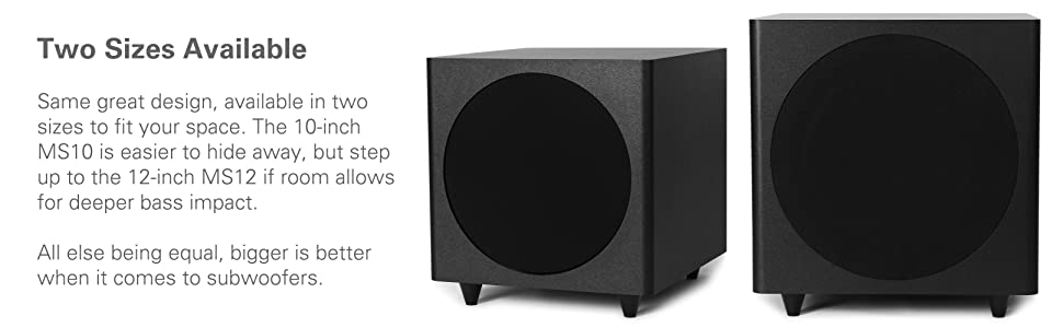Amazon Micca 12 Inch Powered Subwoofer For Home Theater Or