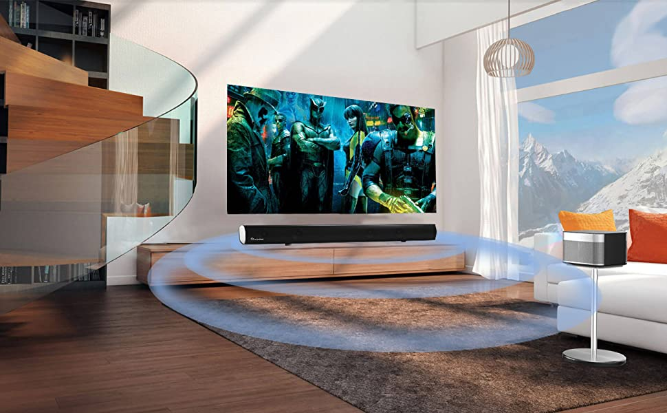 home theater soundbar