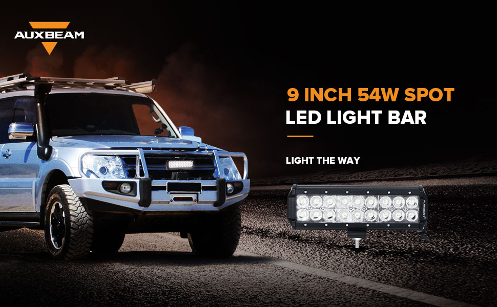 Auxbeam LED Light Bar 9\