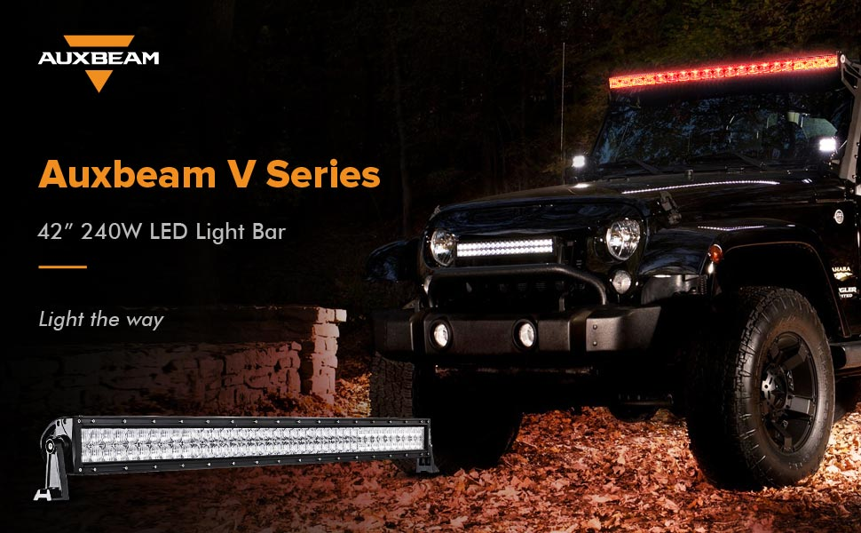 8qZTgB7cTDi._UX970_TTW__ amazon com auxbeam multi color led light bar 42 inch v series rgb Auxbeam Driving at edmiracle.co