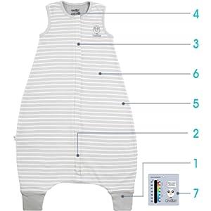 sleep sack, toddler sleep, baby sleeping bag, sleep suit, pajama, blanket, winter weight, halo, tog