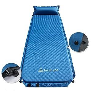 Amazon.com: Freeland colchón auto-inflable con ...