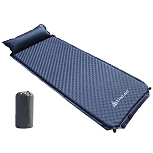 Large Size, Small Compact Sleeping Pad
