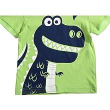 boys dinosaur T-shirt