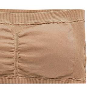 Essential Girls' Fashion Breathable Elastic Bralette Stretch Sports Tube Bra Top Comfortable Bandue