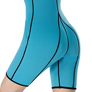 Women Neoprene Full Body Shaper Weight Loss Sweat Sauna Suit Waist Trainer Vest