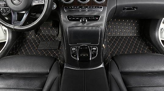 For Maserati Quattroporte Car Floor Mats Custom FloorLiner Auto Mats 2013-2018