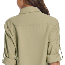 safari shirts for women button up shirts for women sun protection clothing women sunscreen shirts
