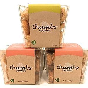 Thumbs Vegan Cookies