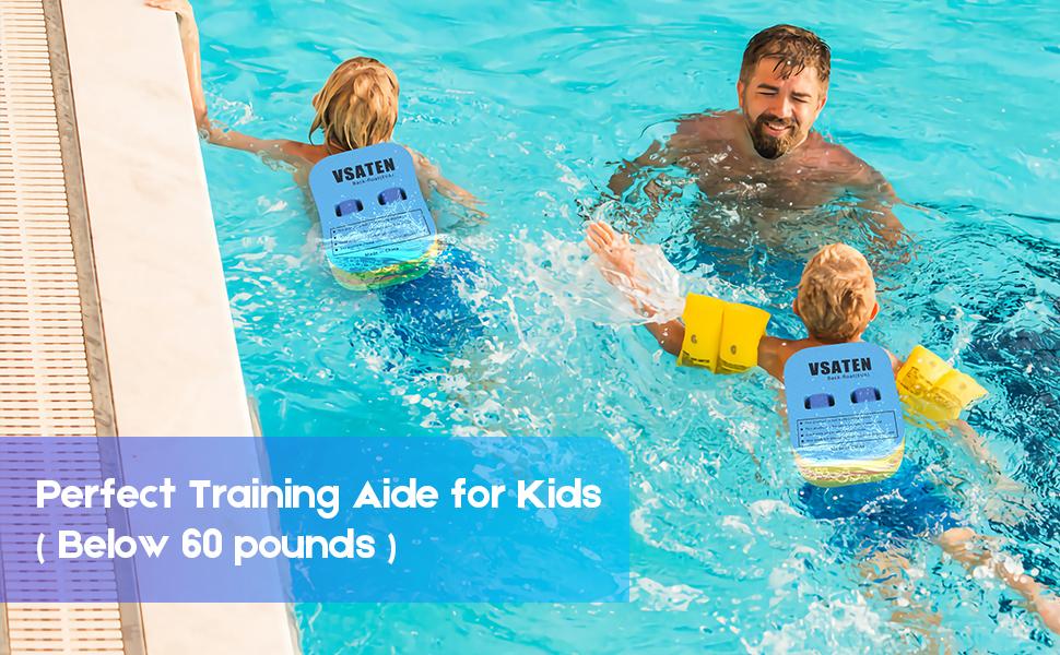 swim training aide for kids