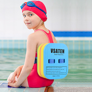 give kids much more freendom to swim