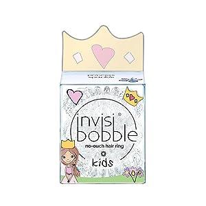invisibobble, bobble, traceless, no headache, water resistant, kids hair bobble