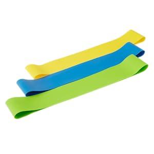 resistance loops, bands, resistance bands