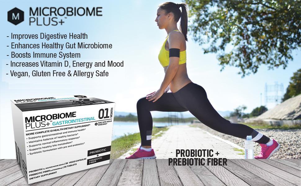microbiome, gut health, digestive health, cholesterol, gluten free, immune, alergy safe, probiotics