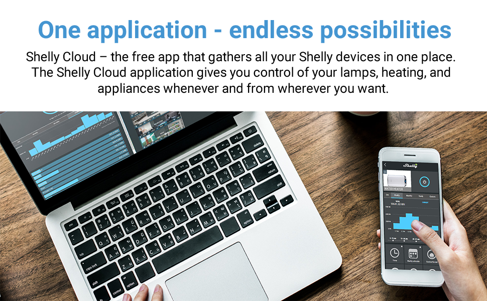 one application