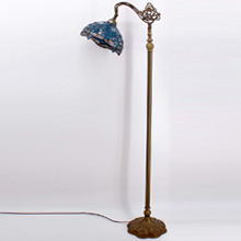 Tiffany Floor Reading Lamp