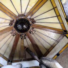 Tiffany Floor Light