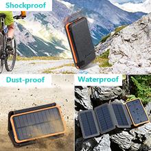 solar battery packs