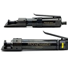 Air lock hammers