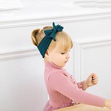 Baby Nylon Headbands Hairbands Hair Bow Elastics for Baby Girls Newborn Infant Toddlers