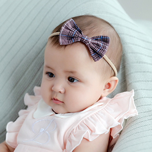 Amazon.com  Baby Girl Hair Hoops Headbands Newborn Infant Toddler ... 6cb68c574bd