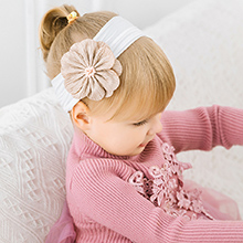 Baby Girl Headbands and Bows, Newborn Infant Toddler Hair Accessories