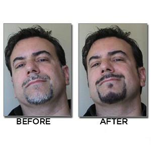 Amazon Com Blackbeard For Men Instant Brush On Beard Mustache
