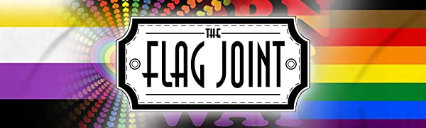 the flag joint banner gay pride rainbow celebration party