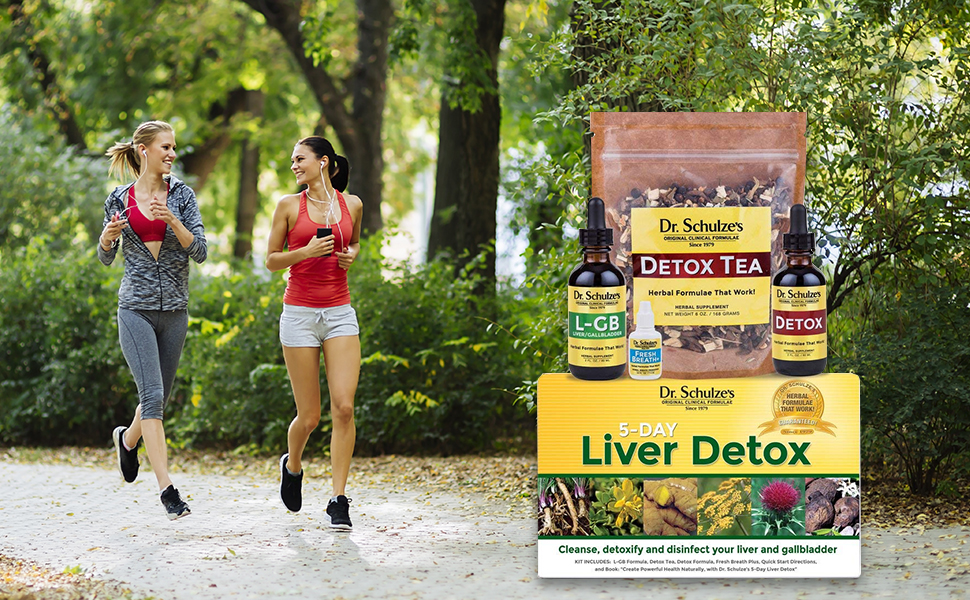 Detoxifying Increased Energy Diet & Weight Loss