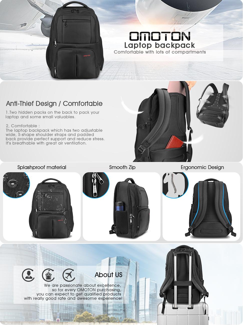 One Shoulder Strap Laptop Backpack- Fenix Toulouse Handball f70b9631e8a4e