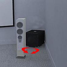 REL Acoustics, Orientation